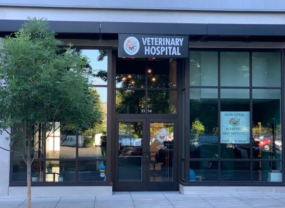 Grateful Heart Veterinary Hospital Clinic Front
