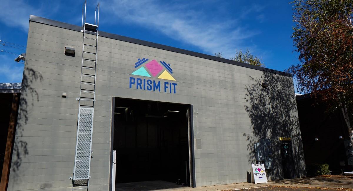 Prism Fit Storefront